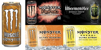 the-candy-store-new-monster-muscle-peanut-butter-cup-ultra-sunrise-citron-ubermonster-rehab-peach-tea-energy-cans